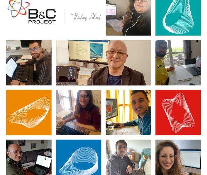 B&C Project - Continuiamo ad essere al vostro fianco